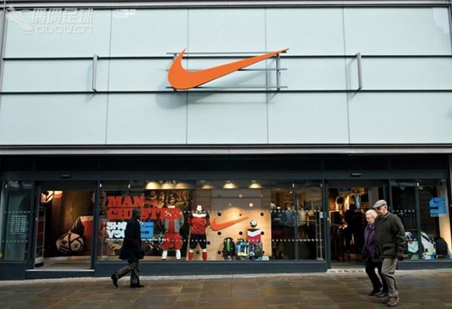 Nike 一年卖出多少双球鞋?