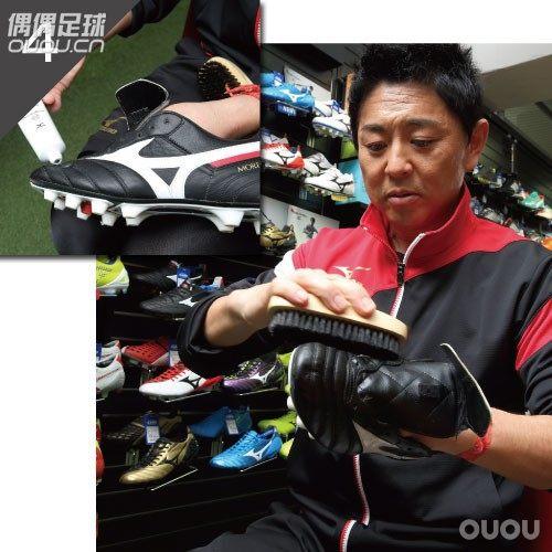 关于球鞋护理的小分享